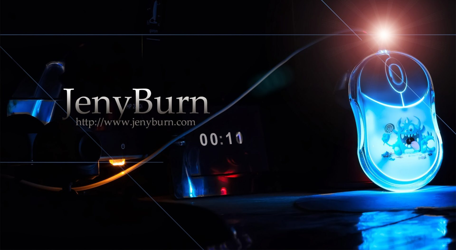 Jeny Burn - Informasi dan Software Operating System Windows